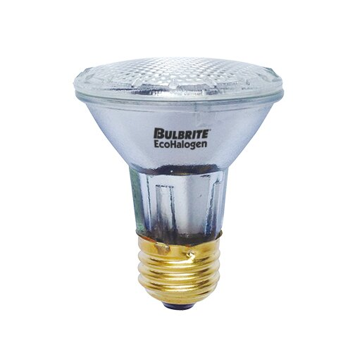 39W 120-Volt Halogen Light Bulb (Set of 8) by Bulbrite Industries