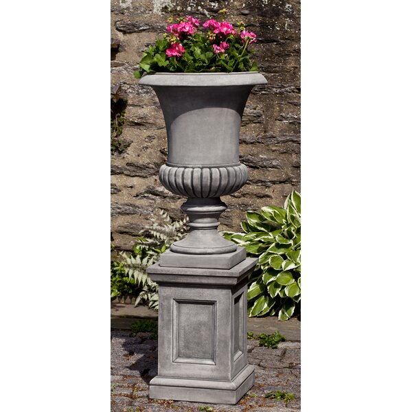 Pedestal Plant Stand by Campania International