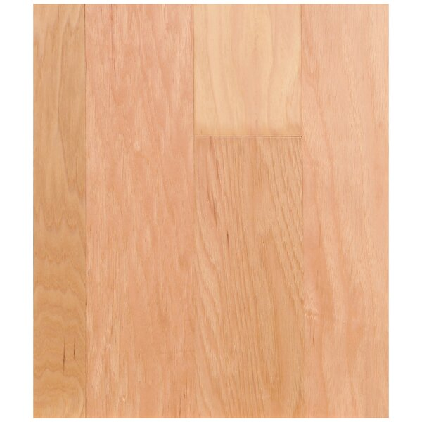 5 Engineered Hickory Flooring in Natural by Easoon USA