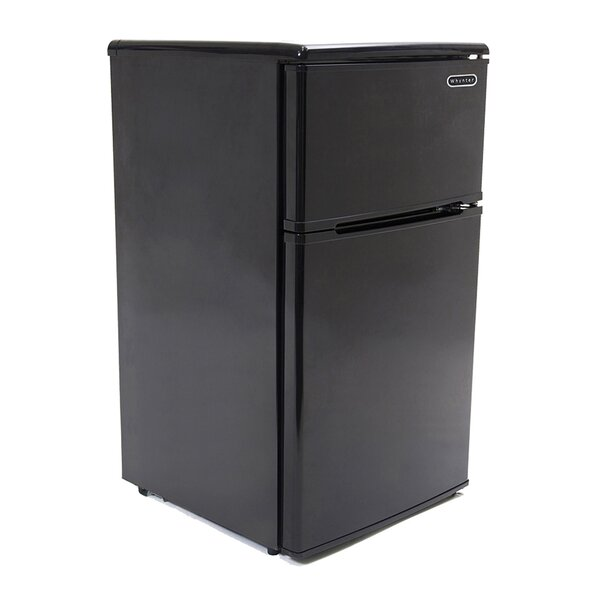 Energy Star 3.1 cu. ft. Compact Refrigerator with Freezer by Whynter