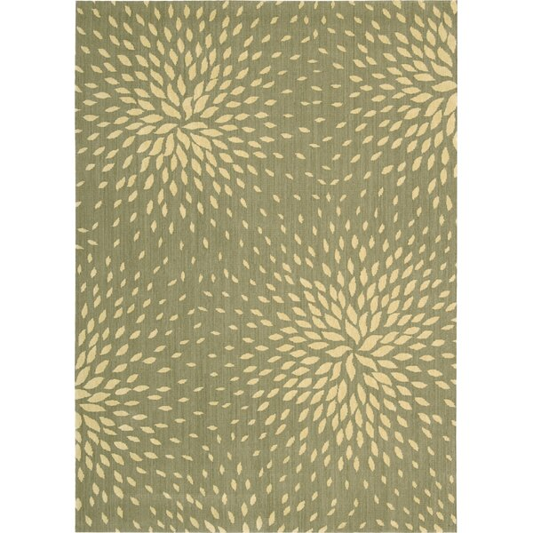 Jere Light Green Area Rug by Latitude Run