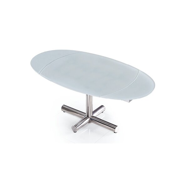 Swiger Extendable Dining Table by Latitude Run
