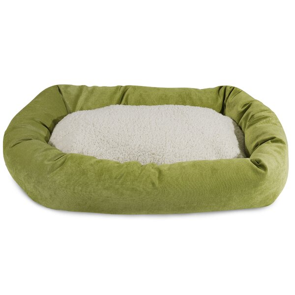 Villa Sherpa Bagel Bed by Majestic Pet Products