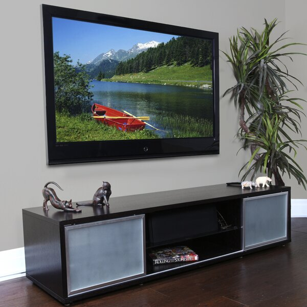 Pottsville Solid Wood TV Stand for TVs up to 85