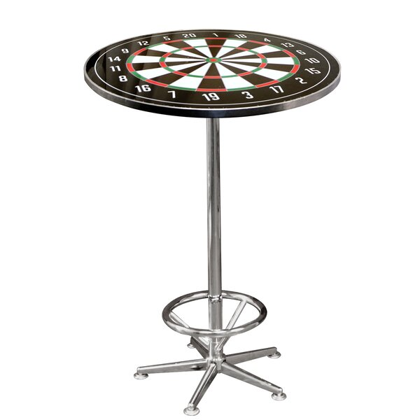 Dart Board Pub Table by On The Edge Marketing
