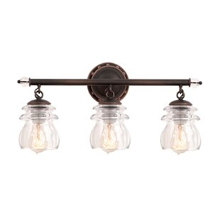 Check Prices Brierfield 3-Light Vanity Light By Kalco