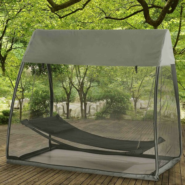 Braes Tented Camping Hammock by Loon Peak