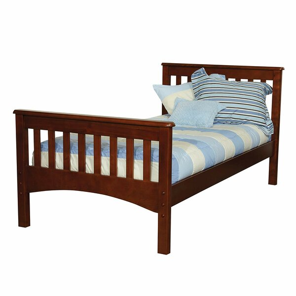 Highlandville Mission Twin Platform Bed by Harriet Bee
