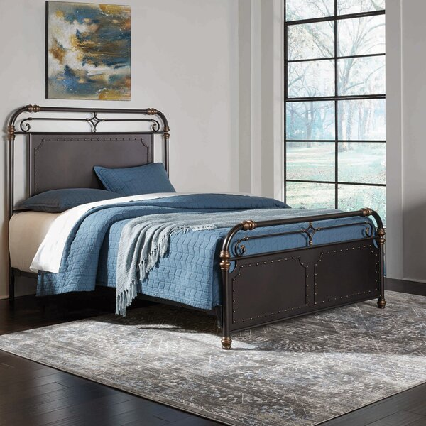 Artem Standard Bed by 17 Stories