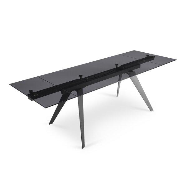 Shinkle Extendable Dining Table by Orren Ellis Orren Ellis
