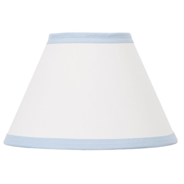 Dreamer 8 Fabric Bell Lamp Shade by NoJo