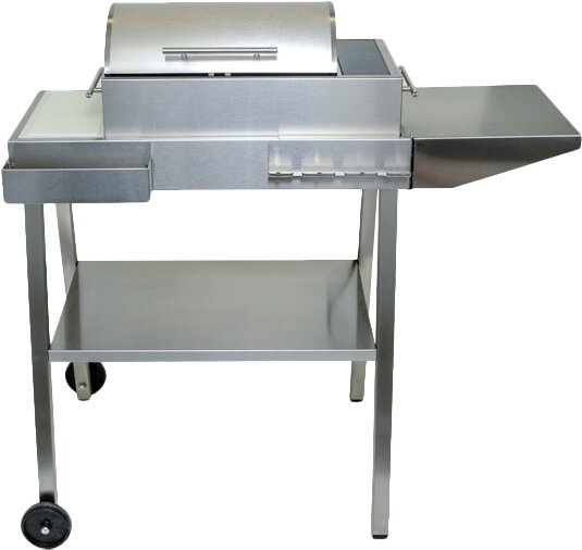 14.5 Floridian Portable Electric Grill with Side Shelves by Kenyon
