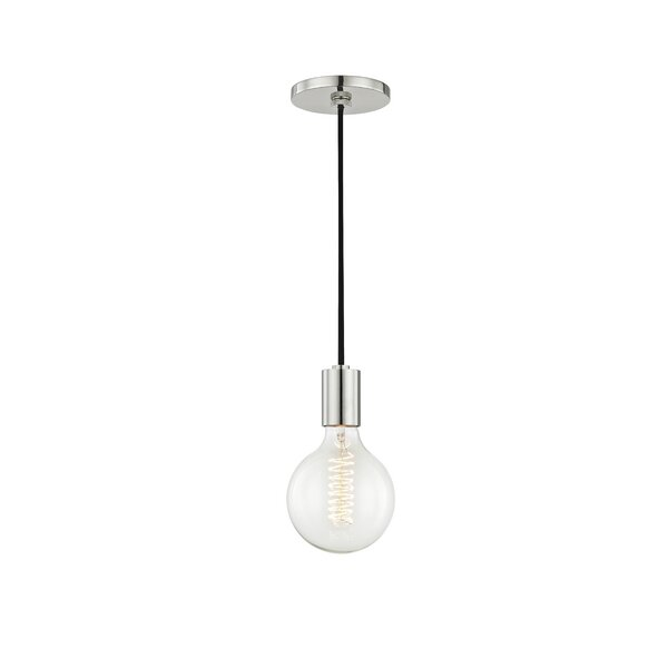 Mathew 1-Light Mini Pendant by Langley Street