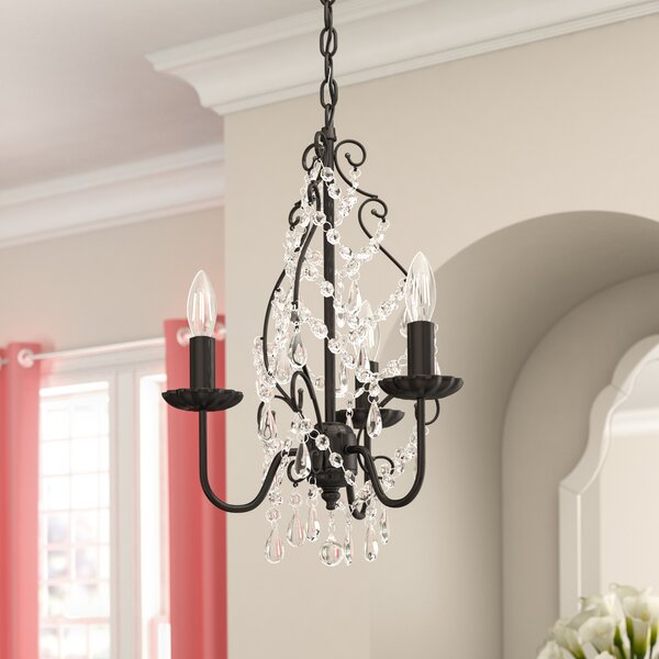 Archway 3 - Light Candle Style Classic Chandelier by House of Hampton House of Hampton