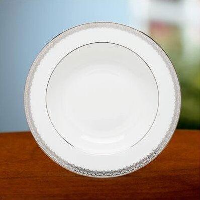 Lace Couture Pasta/Rim Soup Bowl by Lenox