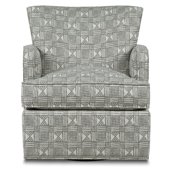 Blaire Swivel Armchair by Fairfield Chair