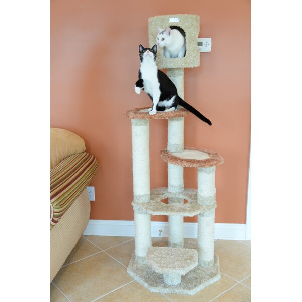 66 Premium Cat Tree by Armarkat