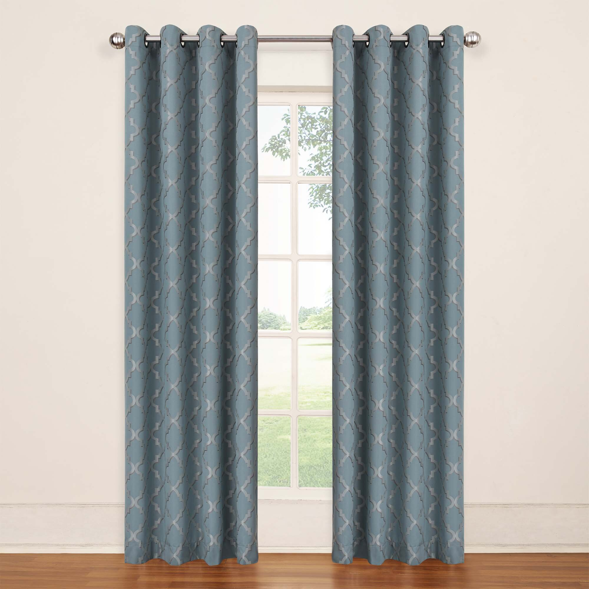sliding wide mineral blackout patio pin curtains kenneth panel curtain extra easton door