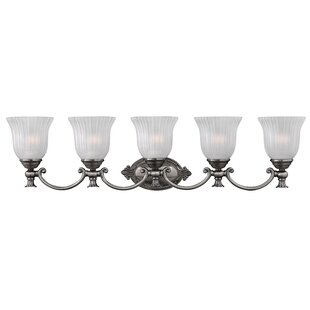 Price Check Francoise 5-Light Vanity Light By Hinkley Lighting
