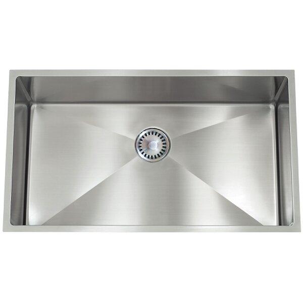 30 L x 10 W PermaClean Undermount Double Bowl Kitchen Sink