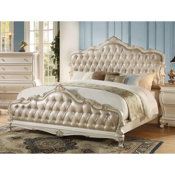 Durante Upholstered Standard Bed by Astoria Grand