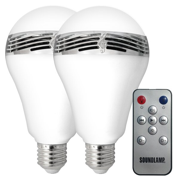 7.5W LED Light Bulb (Set of 2) by SONDPEX