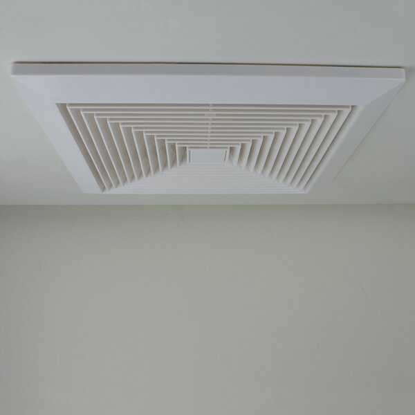 Ultra-Quiet 90 CFM Bathroom Fan by BV