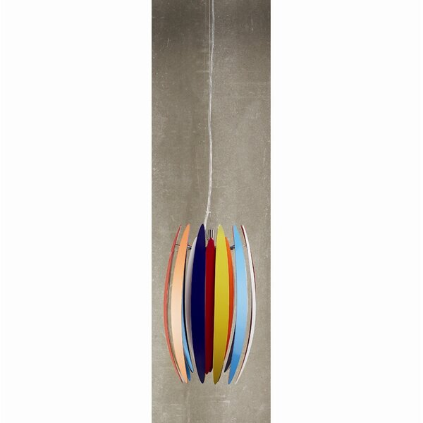 Frandsen Beale 1-Light Novelty Pendant by Wildon Home ®
