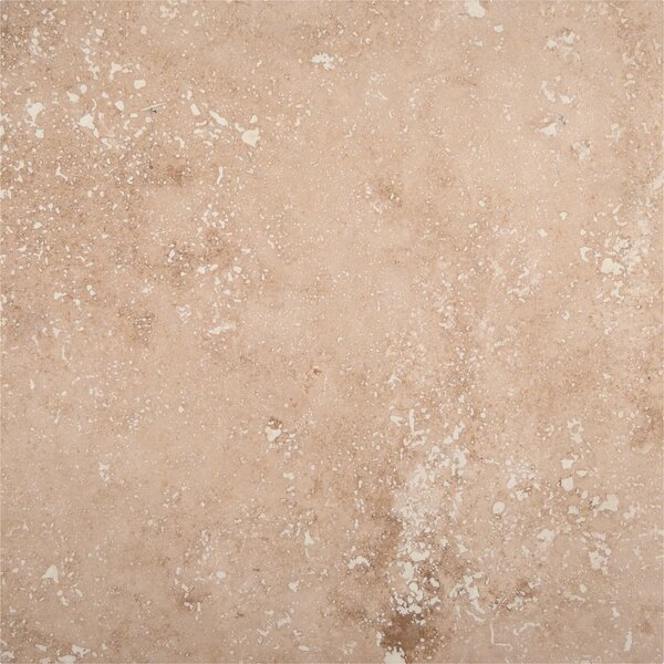 Tuscany Classic 18'' x 18'' Travertine Field Tile in Beige by MSI
