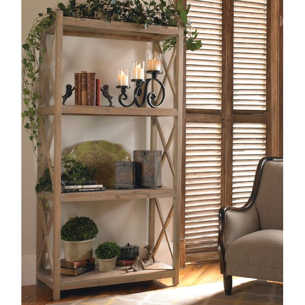 Freddie Etagere Bookcase by August Grove