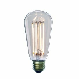 7W E26 ST18 LED Light Bulb (Set of 3) by Bulbrite Industries