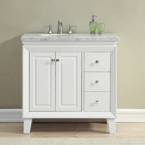 Sumner 36 Transitional Single Bathroom Vanity Set by Alcott Hill