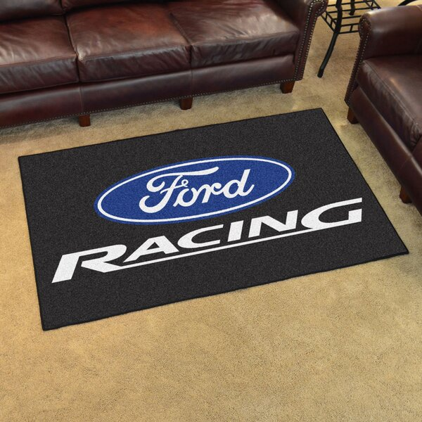 Ford - Ford Racing Tailgater Mat by FANMATS
