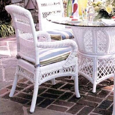 7600 Carlyle Arm Chair by South Sea Rattan