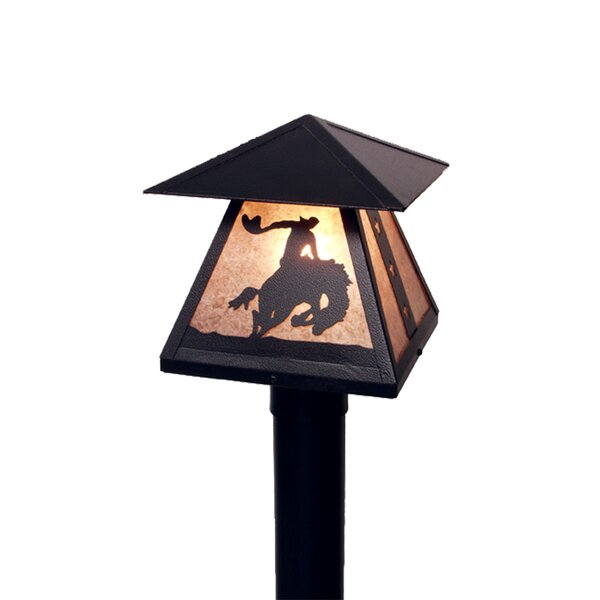 Quarles 1-Light Lantern Head by Millwood Pines
