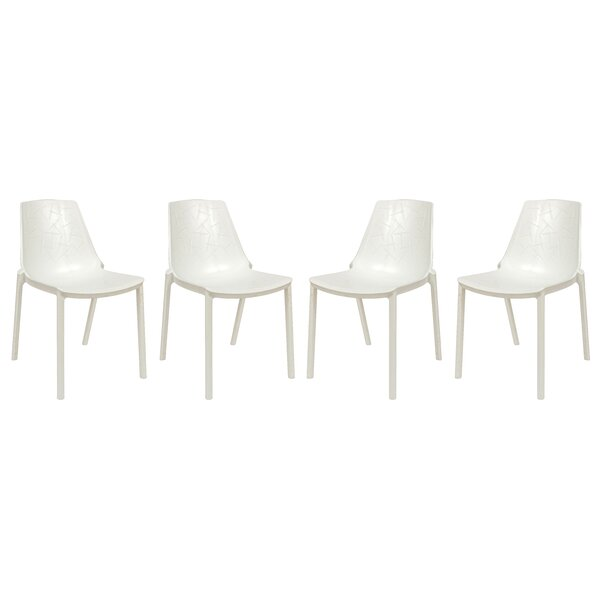 Clover Side Chair (Set of 4) by LeisureMod