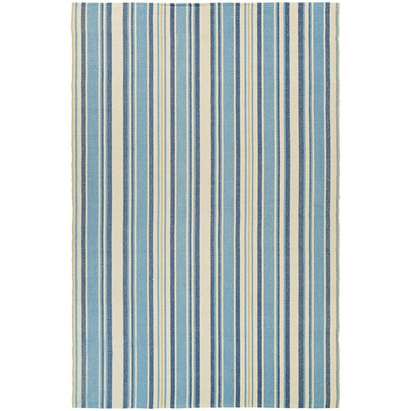 Artique Hand-Woven Lagoon Area Rug by Highland Dunes