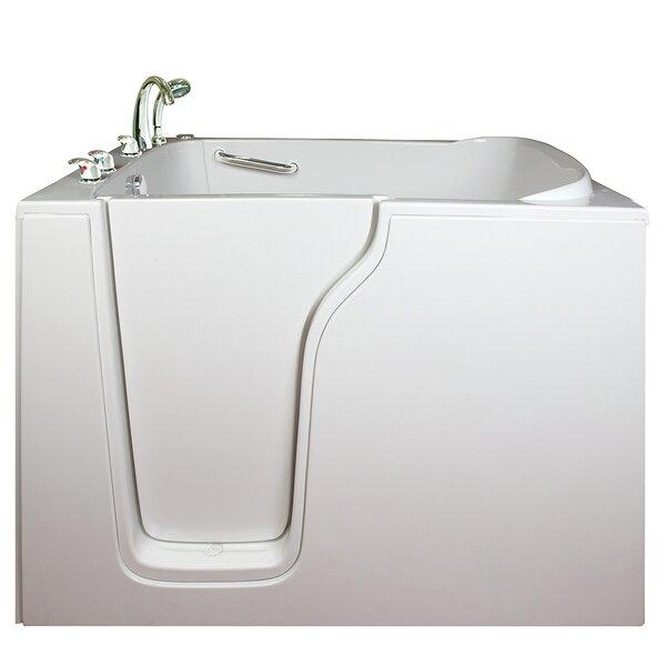 Bariatric Seat Whirlpool Walk-In Tub by Ella Walk In Baths