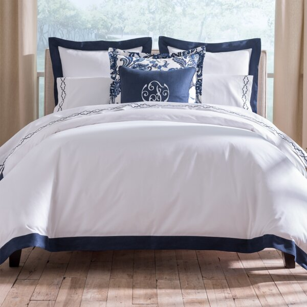 Mandalay Cuff Duvet Cover Collection