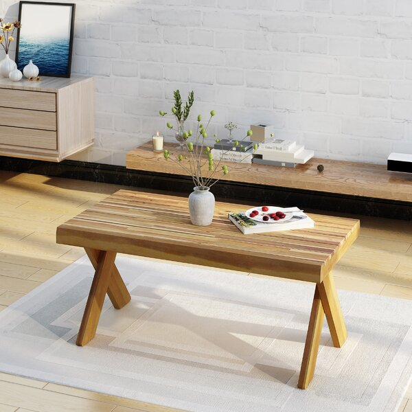 Coffee Table by Bay Isle Home