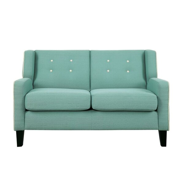 Nice And Beautiful Elmer Loveseat by George Oliver by George Oliver