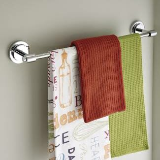 Iso 18 Wall Mounted Towel Bar by Moen