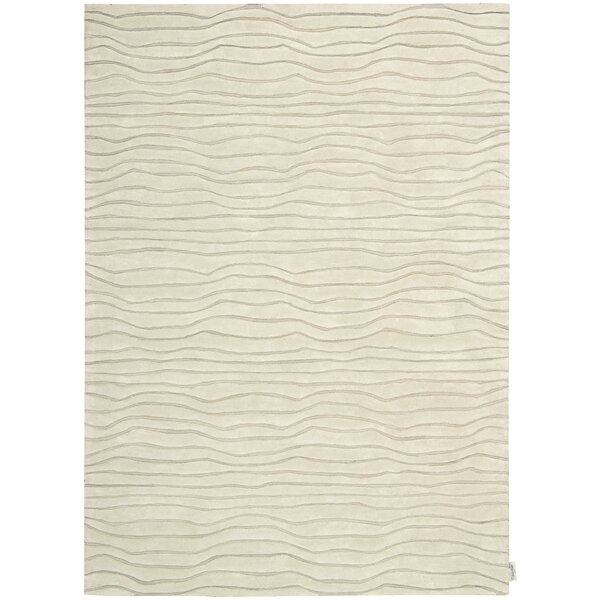 Canyon Hand-Woven Estuary Sand Area Rug by Calvin Klein