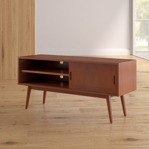 Staveley Solid Wood TV Stand For TVs Up To 65