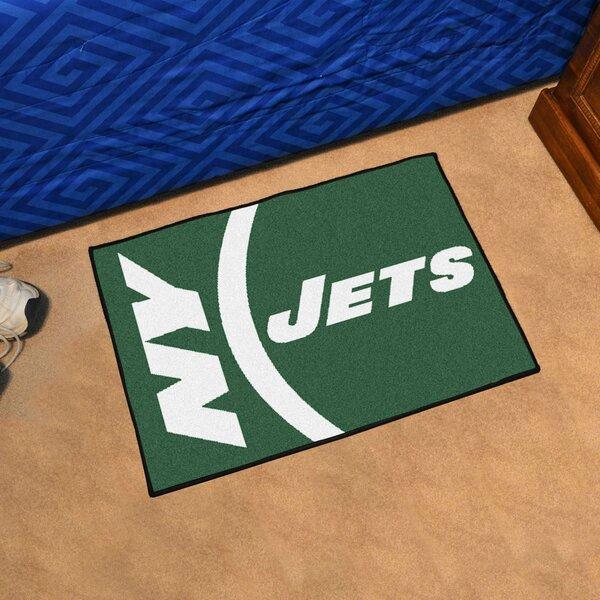 NFL - New York Jets Starter Doormat by FANMATS