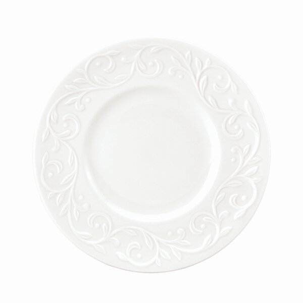 Opal Innocence Carved 7.25 Dessert Plate (Set of 4) by Lenox
