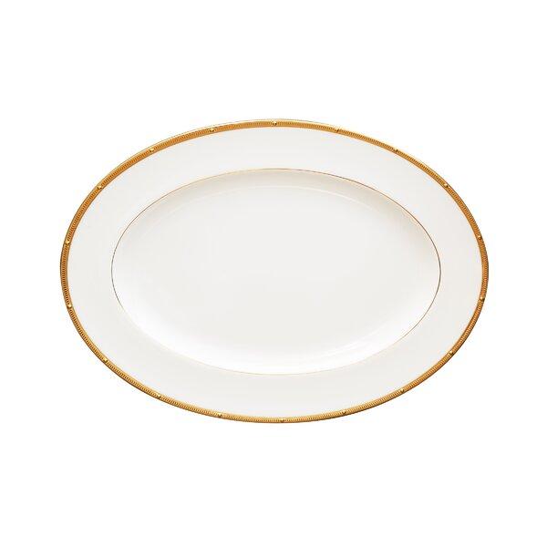 Rochelle Goldl Platter by Noritake