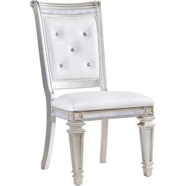 Tiffany Side Chair (Set of 2) by Fairfax Home Collections