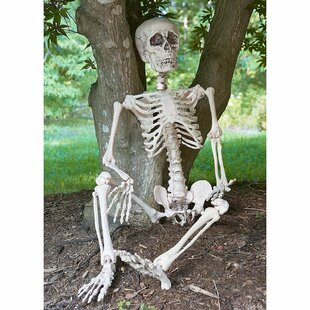 posable halloween skeleton