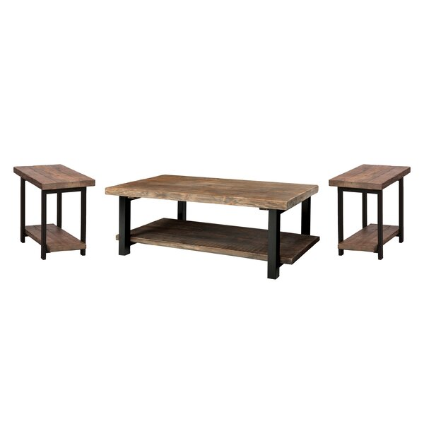 Review Thornhill 3 Piece Coffee Table Set